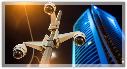 Video Surveillance Cameras & Alarms Livonia MI - Access Control Systems | Custom Design Security - light
